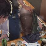 【2次】寝取られてエロ堕ちする女子達のNTRエロ画像